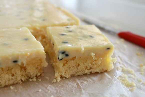 passionfruit slice 2